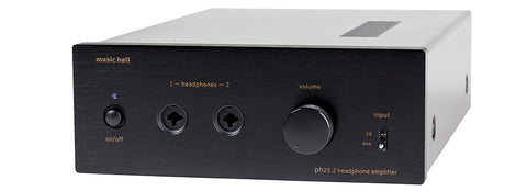 Music Hall ph25.2 Headphone Amplifier - Alma Music and Audio - San Diego, California