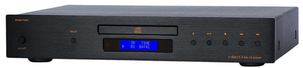 Music Hall c-dac15.3 CD Player/DAC - Alma Music and Audio - San Diego, California