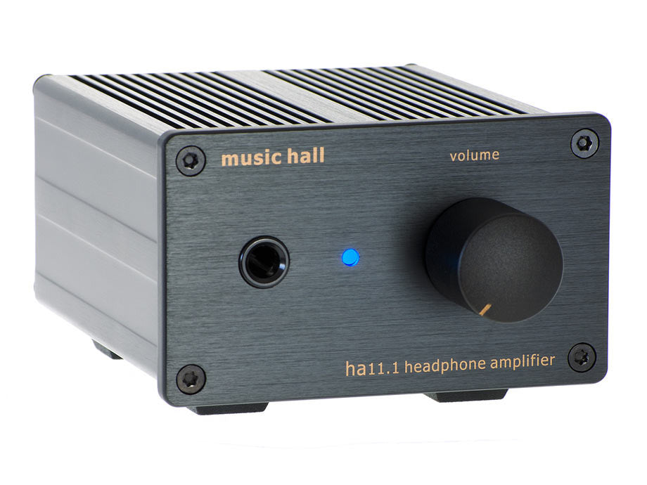 Music Hall ha11.1 Headphone Amplifier - Alma Music and Audio - San Diego, California
