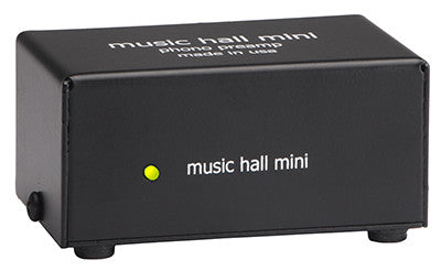 Music Hall mini Phono Stage - Alma Music and Audio - San Diego, California