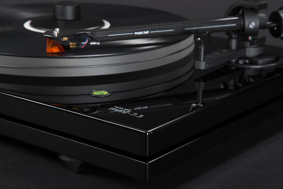 Music Hall mmf-7.3 Turntable - Alma Music and Audio - San Diego, California