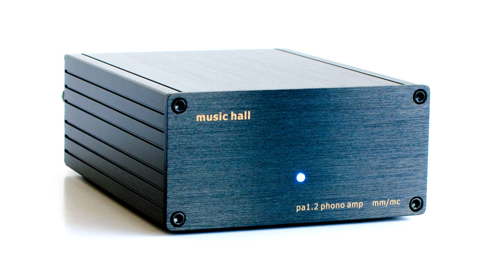 Music Hall pa1.2 Phono Amplifier - Alma Music and Audio - San Diego, California