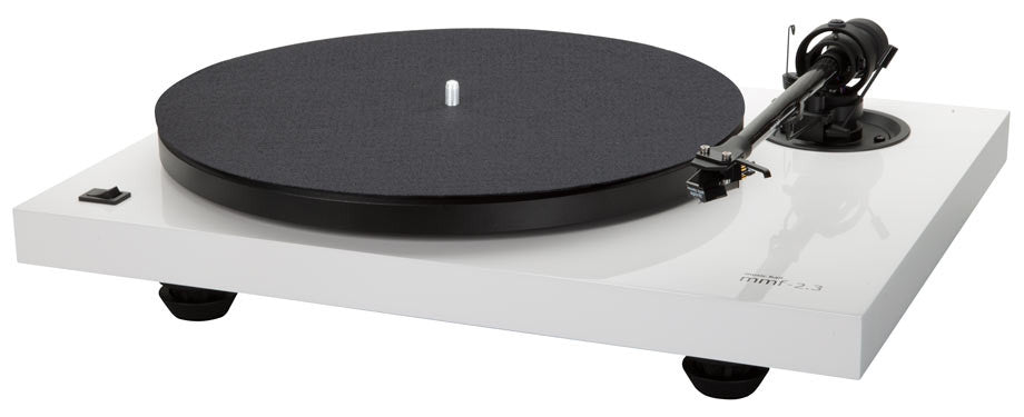 Music Hall mmf-2.3wh Turntable [w/ Music Hall Spirit Cartridge] - Alma Music and Audio - San Diego, California