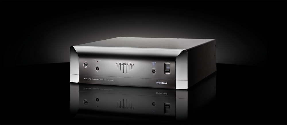 AudioQuest Niagara 7000 Power Conditioner - Alma Music and Audio - San Diego, California