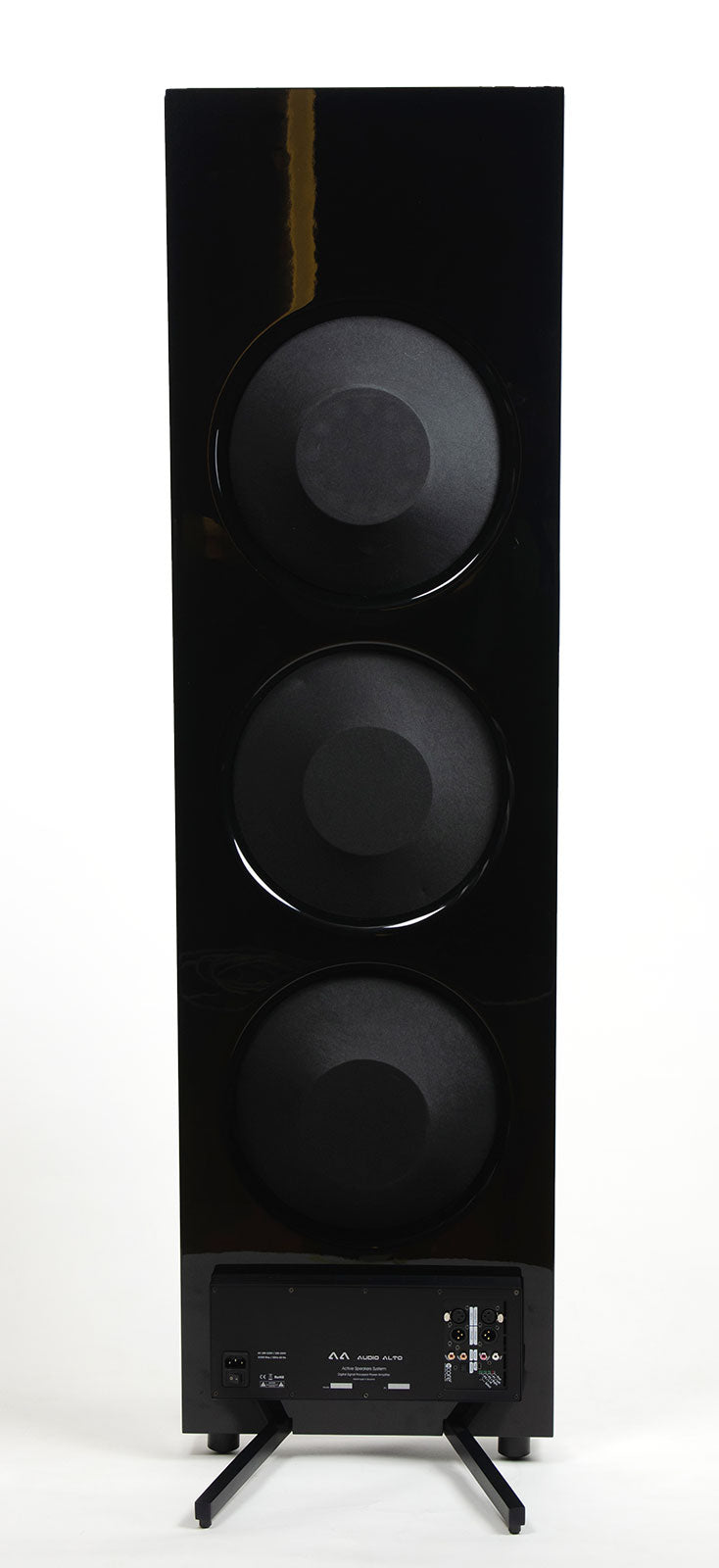 Audio Alto AA O105 – Open Baffle Active Speakers System - Alma Music and Audio - San Diego, California