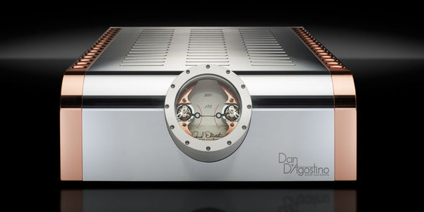Dan D'Agostino Momentum S250 Stereo Amplifier - Alma Music and Audio - San Diego, California