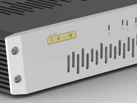 SoTM sNH-10G Audio Switch - Alma Music and Audio - San Diego, California