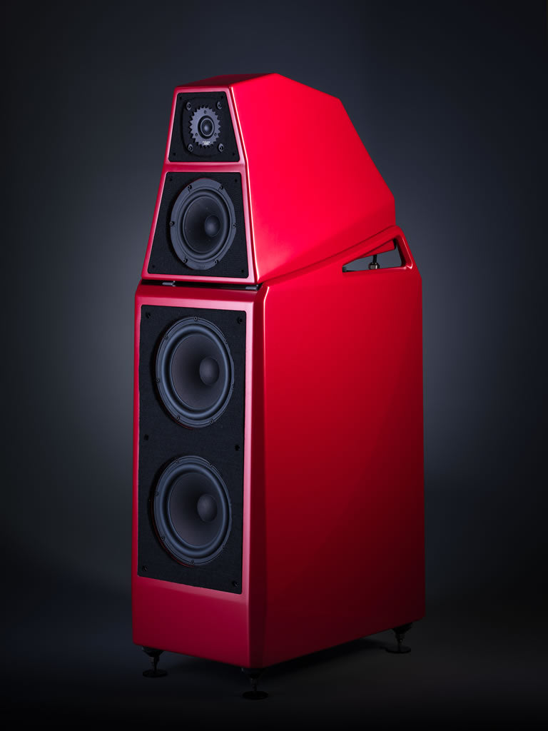 Wilson Audio Sasha DAW Speakers - Alma Music and Audio - San Diego, California