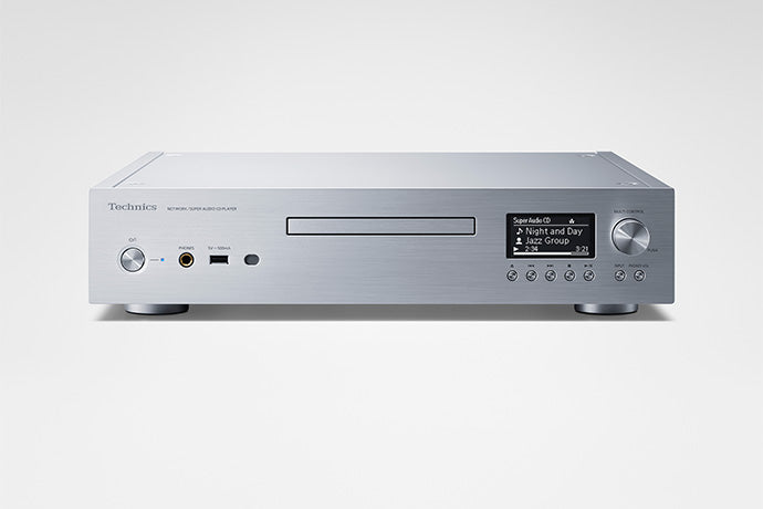 Technics SL-G700 Network / Super Audio CD Player - Alma Music and Audio - San Diego, California