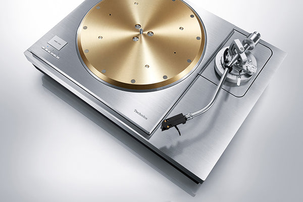 Technics SL-1000R Direct Drive Turntable System - Alma Music and Audio - San Diego, California
