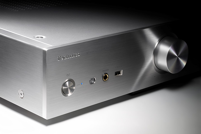 Technics SU-G30 Network Audio Amplifier - Alma Music and Audio - San Diego, California