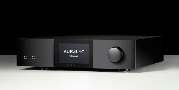 Auralic Vega G2 Streaming DAC [NEW!] - Alma Music and Audio - San Diego, California