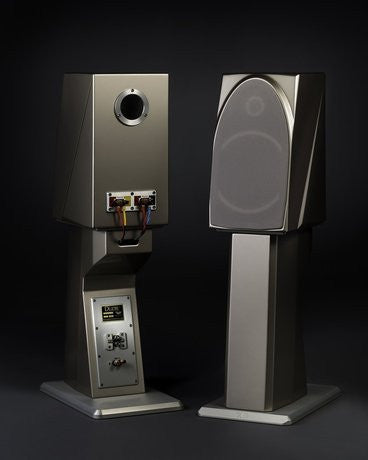 Wilson Audio Duette 2 [complete with stands] Biarritz White BRAND NEW! - Alma Music and Audio - San Diego, California