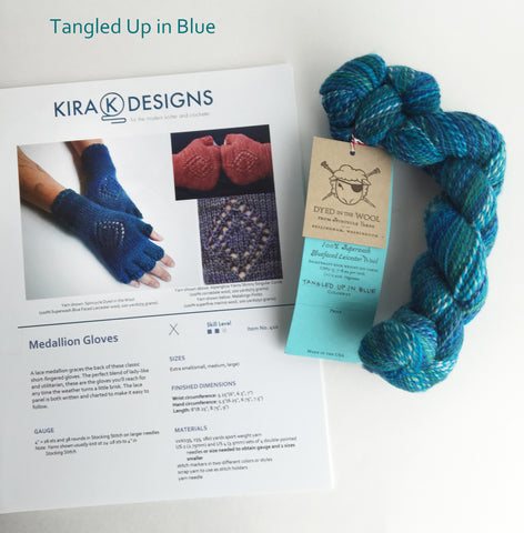 Medallion Gloves kit