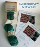 Suspension Cowl and Slouch kit