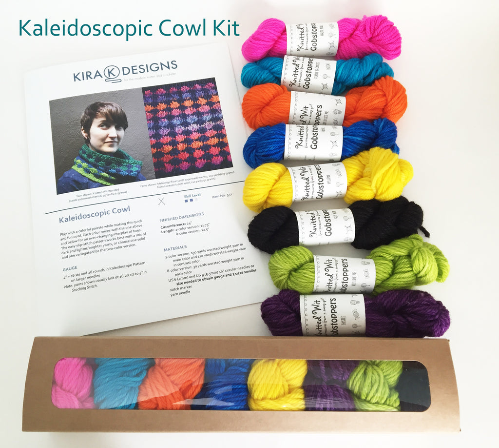 Kaleidoscopic Cowl Kit