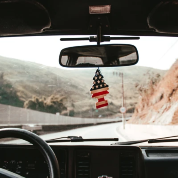 How to Decorate Your Car With Flags