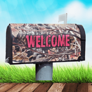 How to Install a Mailwrap on a Plastic Mailbox