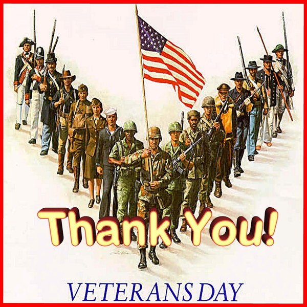 Honoring All Veterans