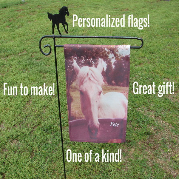 Make a Personalized Flag!