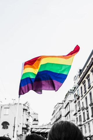 The History & Meaning Behind The Pride Flag