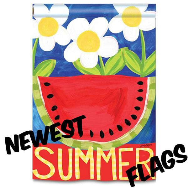 Newest Summer Flags!