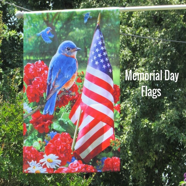Best Selling Memorial Day Flags