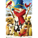 Fox Terrier House Flags