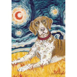 German Shorthaired Pointer House Flags