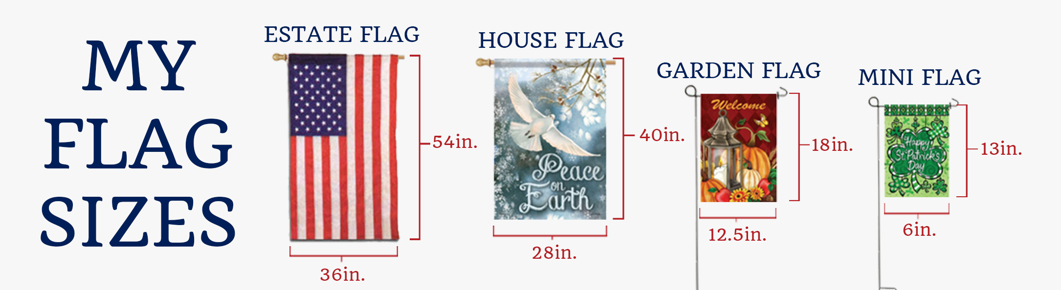 Decorative Flags Free Shipping On All Decorative Flags Flagsrus Org