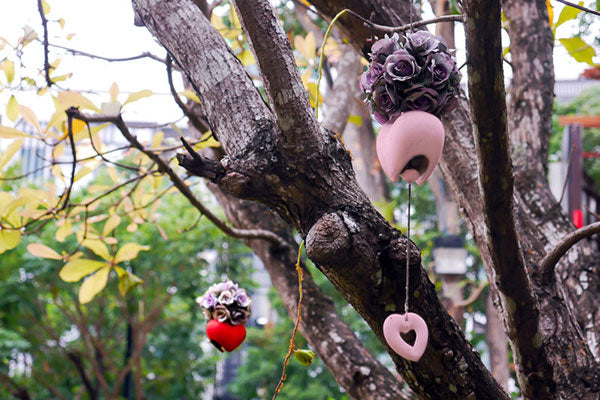 Heart Wind Bells