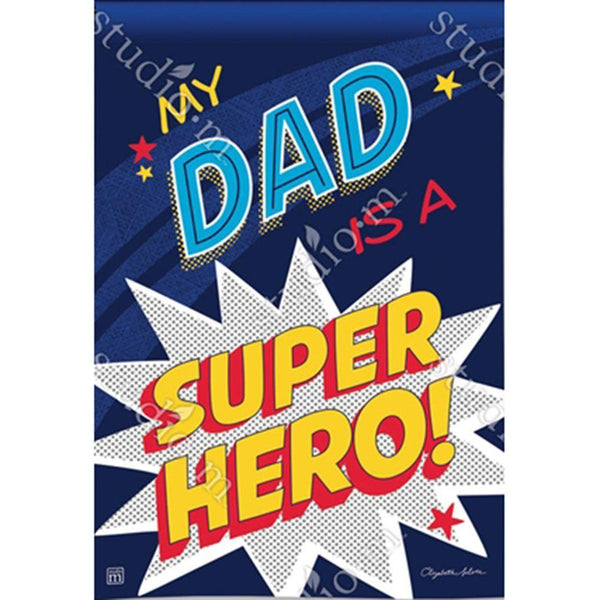 My Dad is a Super Hero!