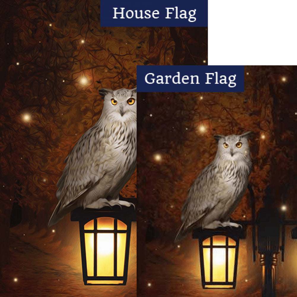 Hoot Goes There? - Flags Set (2 Pieces)