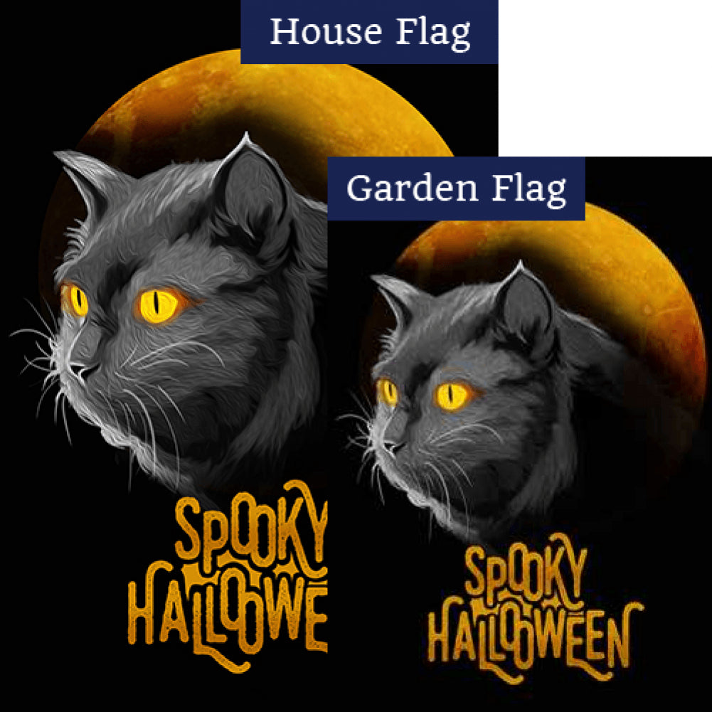 Are You Superstitious? - Flags Set (2 Pieces)