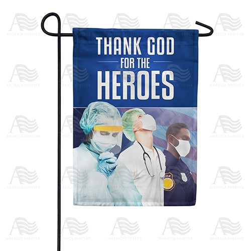 Praying For Strength And Wisdom Double Sided Garden Flag