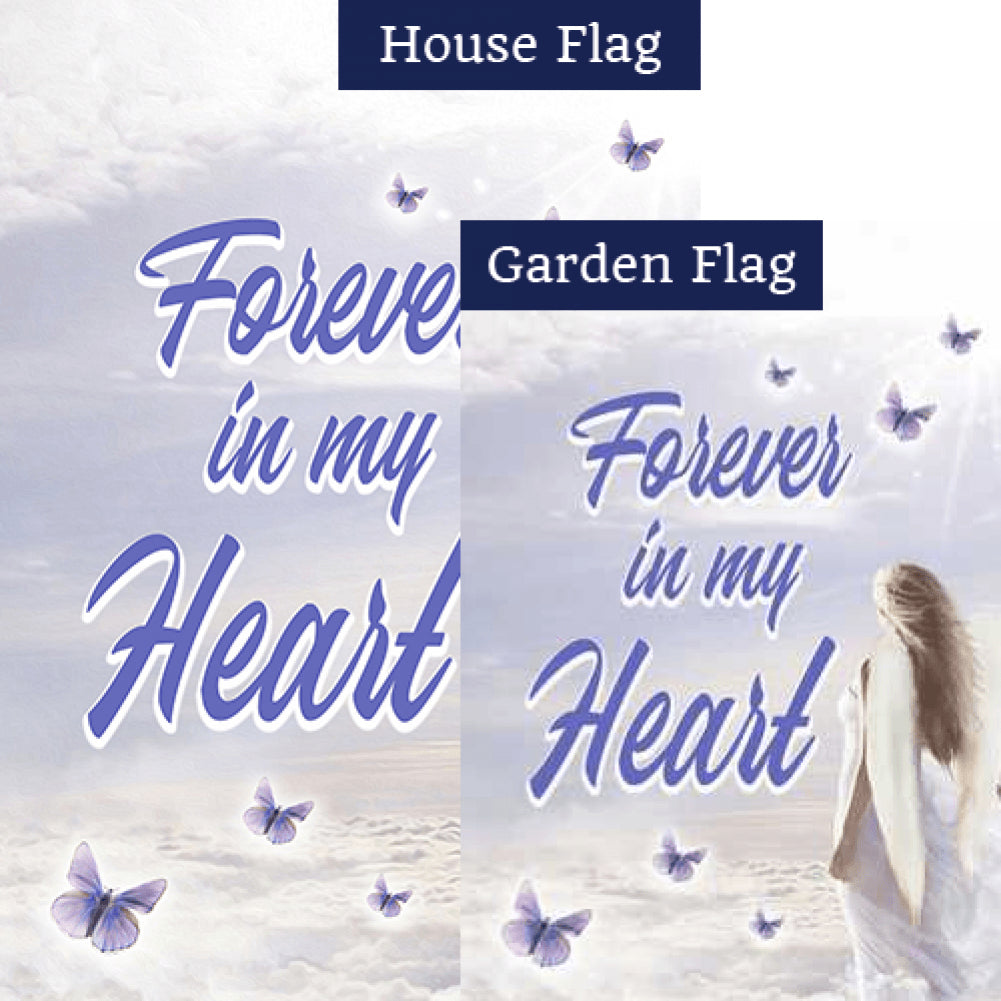 Heavenly Angel Flags Set (2 Pieces)