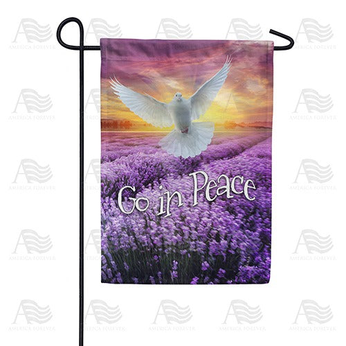 I'll Fly Away Double Sided Garden Flag