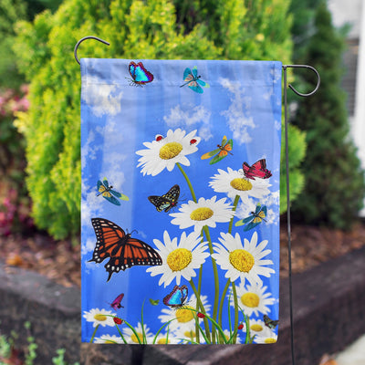 Spring Has Sprung Flags Set (2 Pieces)