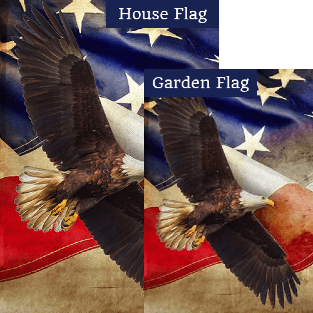 The Great Eagle Flags Set (2 Pieces)