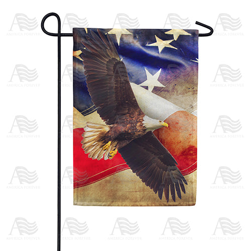 The Great Eagle Double Sided Garden Flag