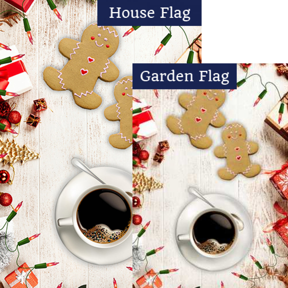 Holiday Snack Break Flags Set (2 Pieces)