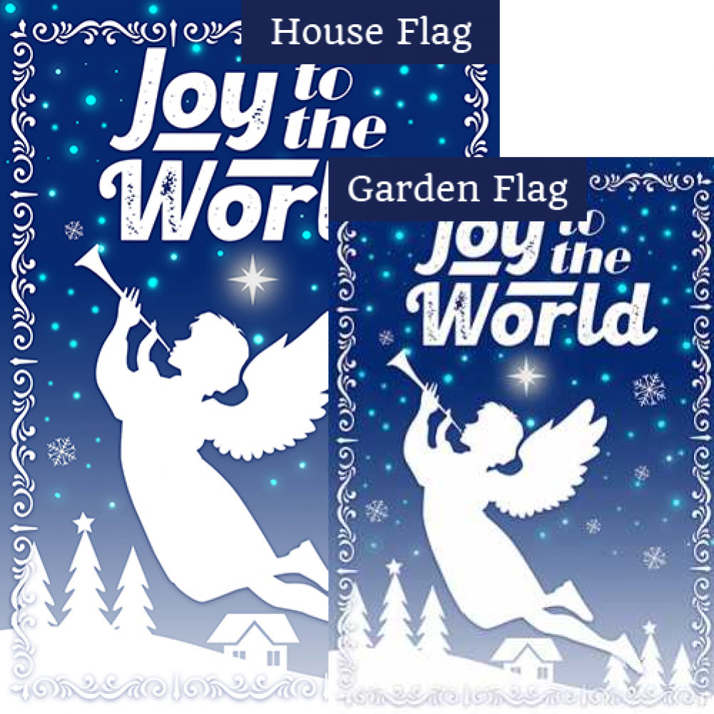 Rejoice! Flags Set (2 Pieces)