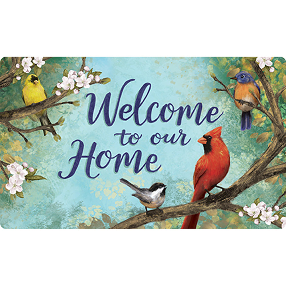 Songbird Haven Doormat