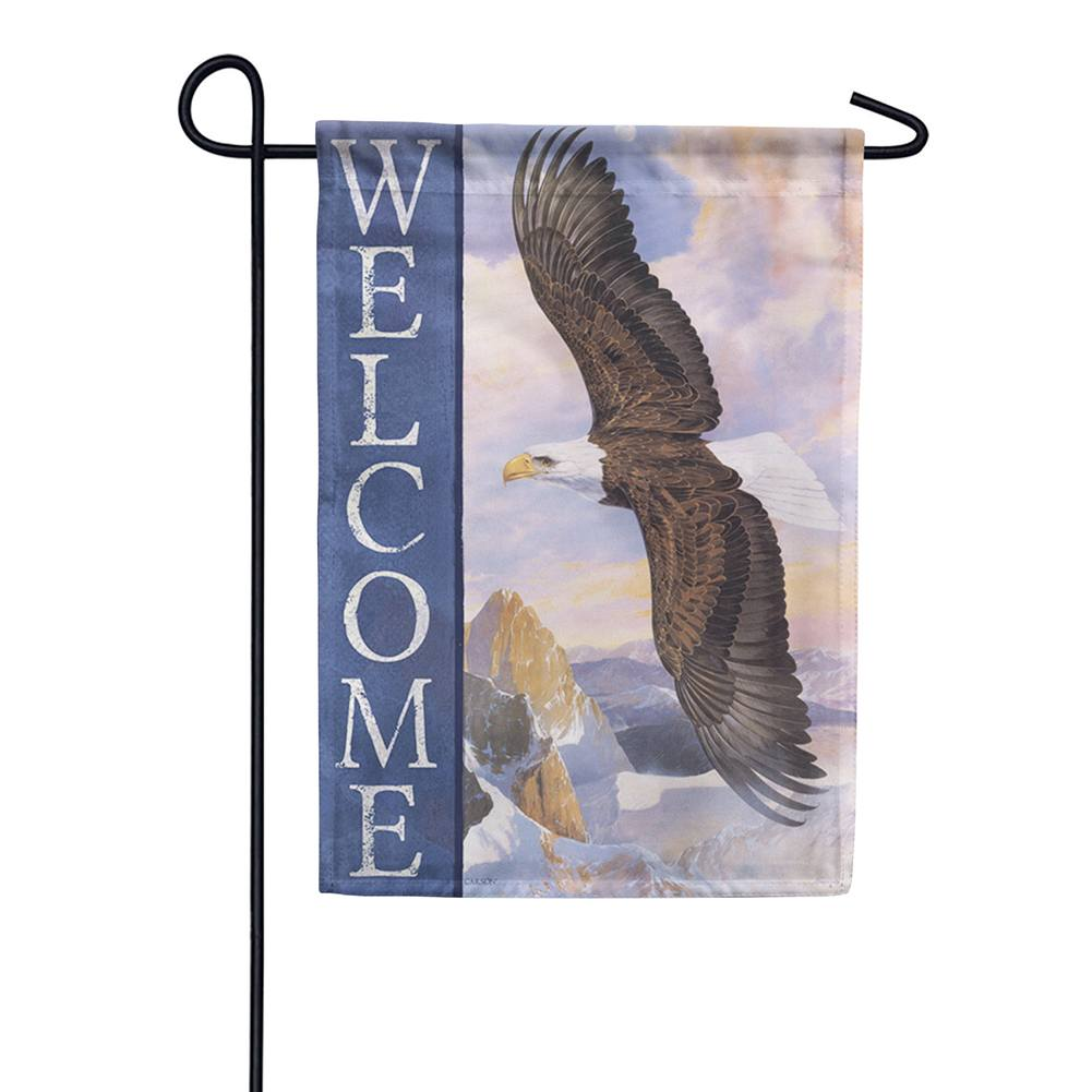Majesty Double Sided Garden Flag