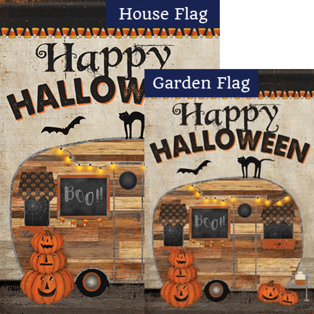 Halloween Camper Flags Set (2 Pieces)