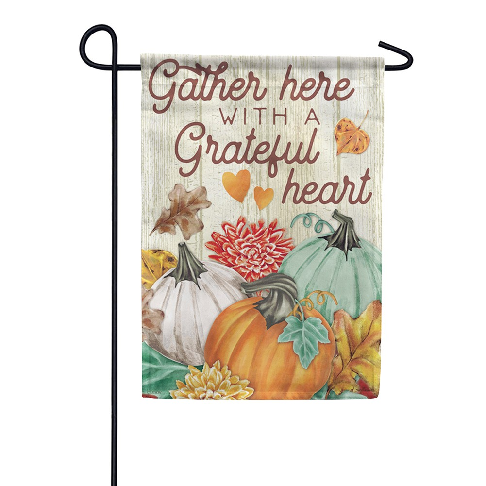 Autumn Trio Garden Flag