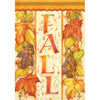 Leaves of Fall Double Sided Garden Flag