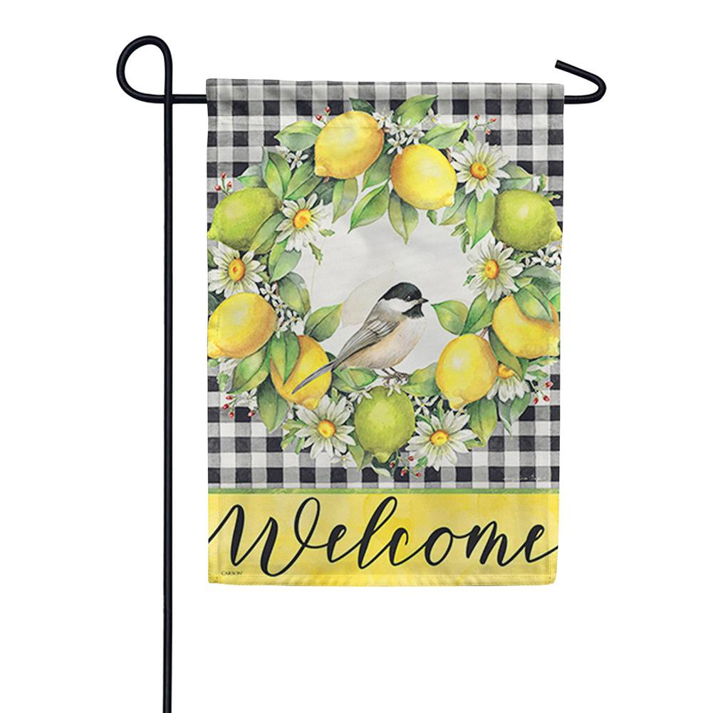 Grove Song Double Sided Garden Flag