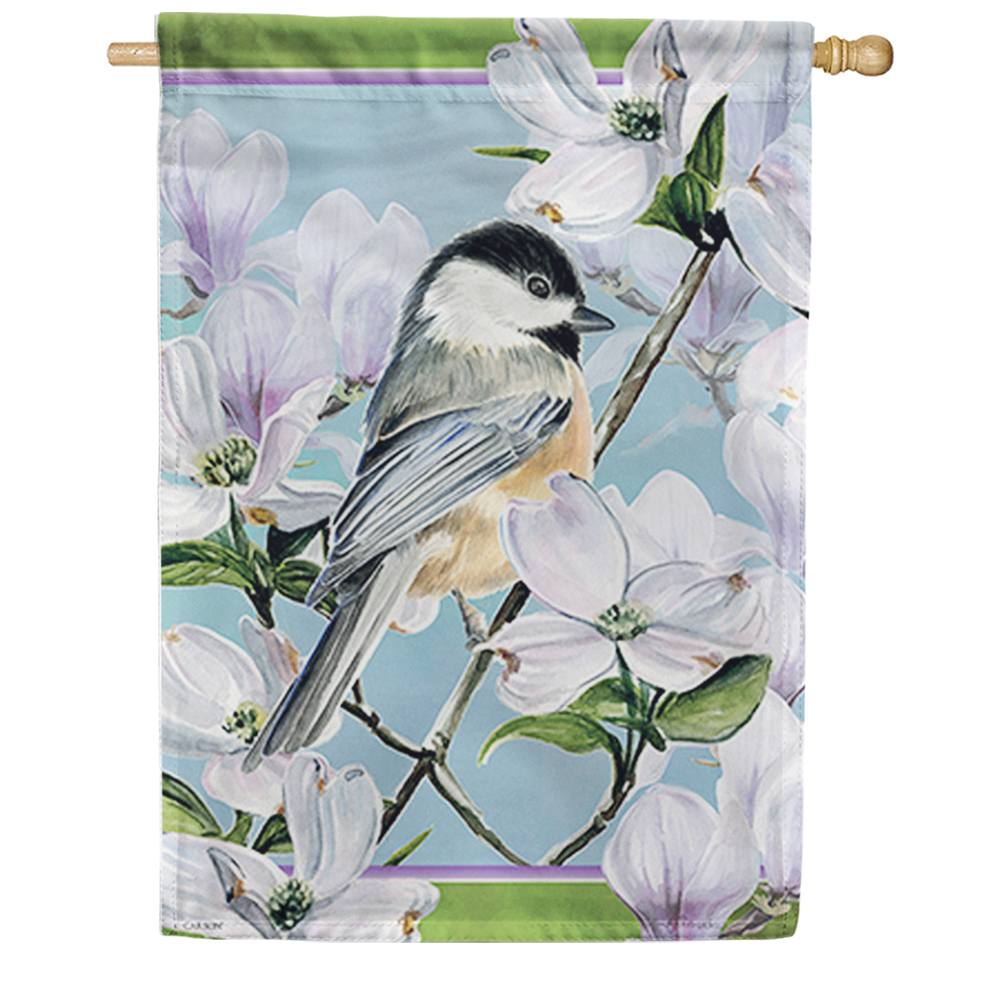 Little Bird Double Sided House Flag