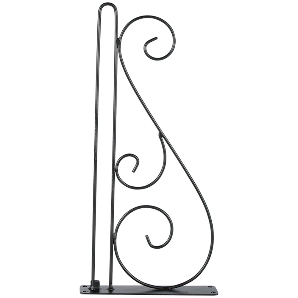 Carson Garden Flag Scroll Bracket